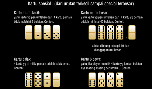 5 Strategi Bermain Domino Qiu Qiu